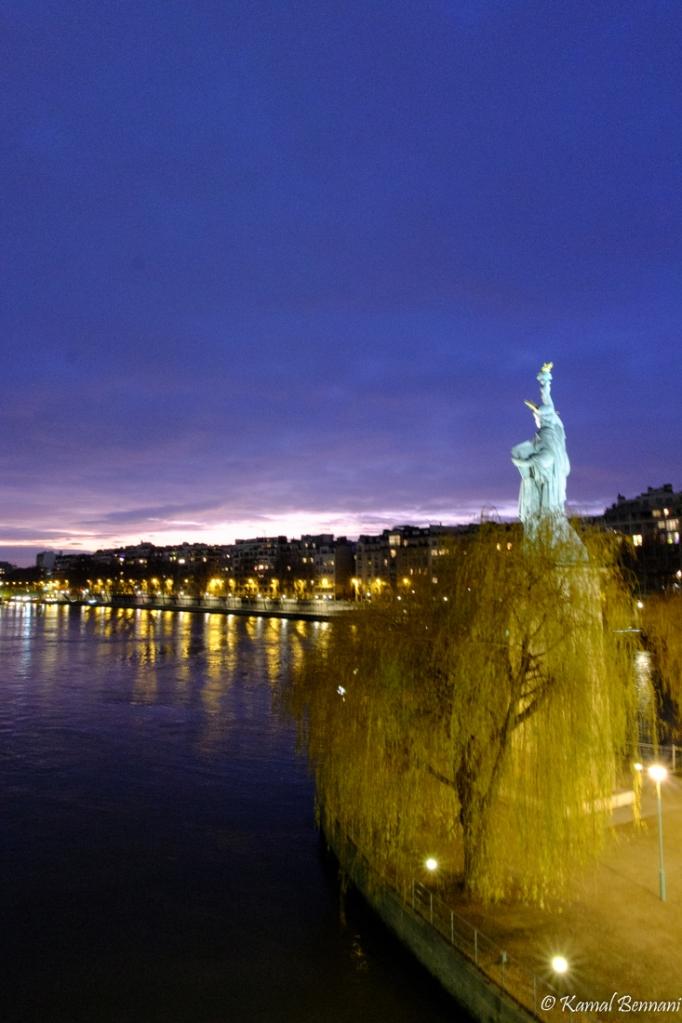Statue of Liberty, Paris