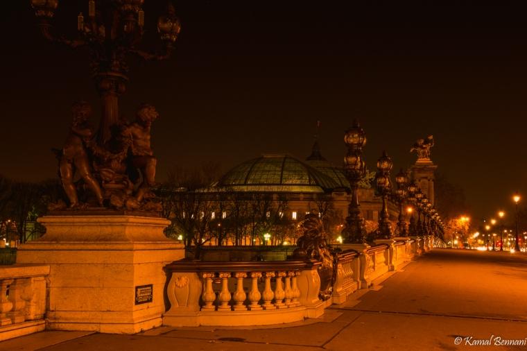 Alexandre III Bride, Paris