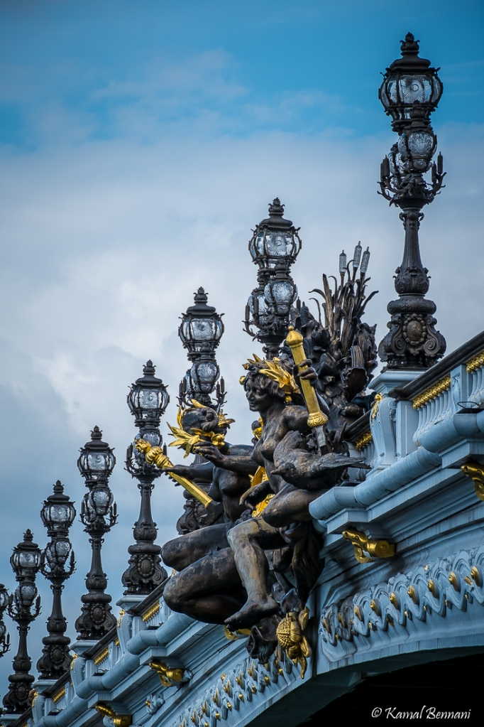 Alexandre III bridge - Paris